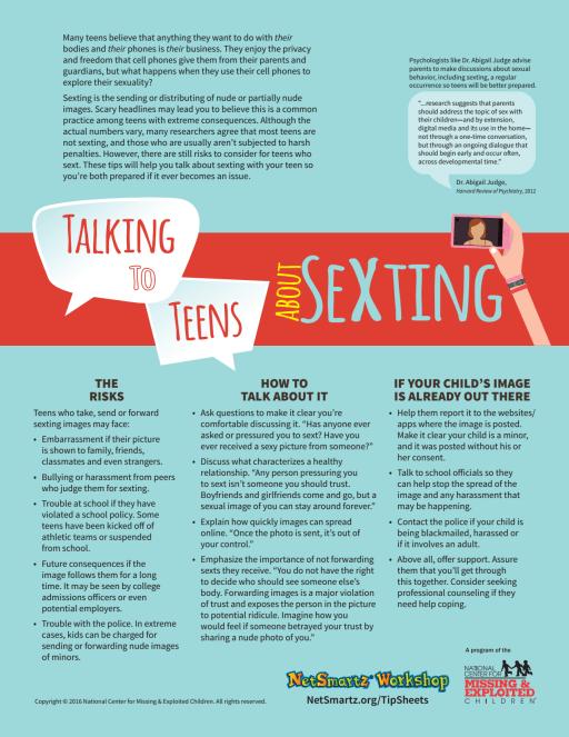 Sexting Prevention - Davis School District