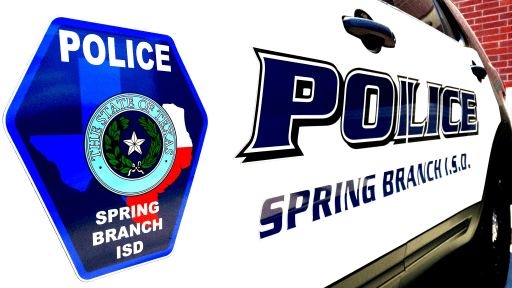 Welcom To The SPRING BRANCH ISD POLICE DEPARTMENT