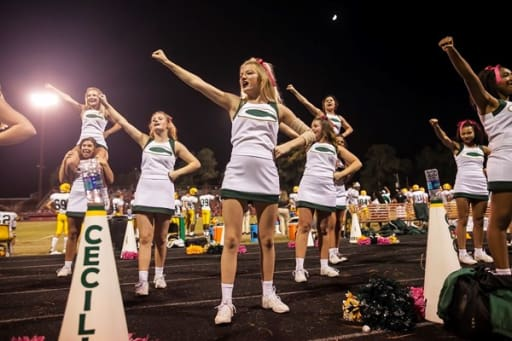 Cheerleading - Cecilia High on science map, baseball map, hip hop map, hiking map, curling map, cross country map, basketball map, diving map, triathlon map,