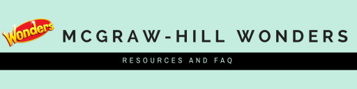 mcgraw hils wonders curriculum overview