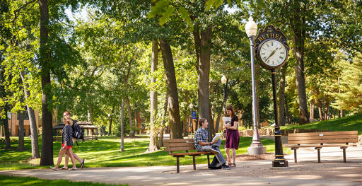 Visit Campus Bethel College