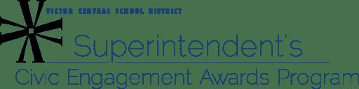superintendent s civic engagement awards program victor central
