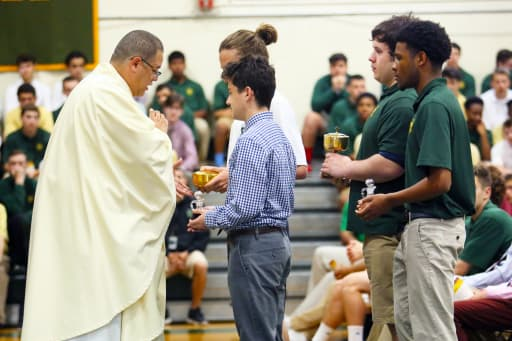 Campus Ministry - Notre Dame High School