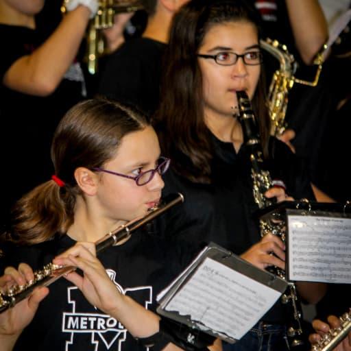 Band - Metrolina Christian Academy