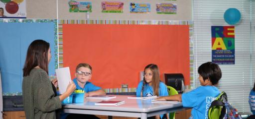 Linda Vista - Saddleback Valley Unified School District