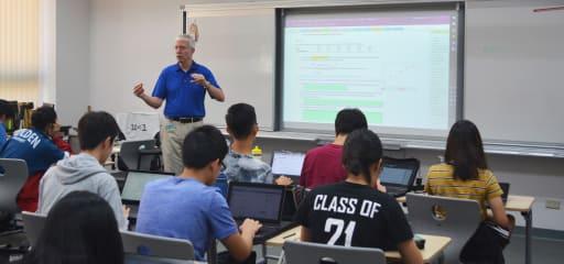 Mathematics - Taipei American School