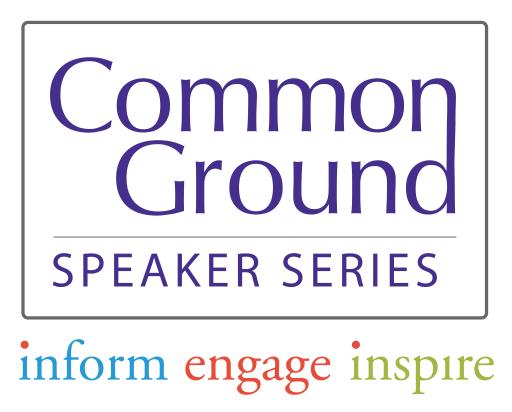 Common Ground Speaker Series March 10, 2010  The Nueva School