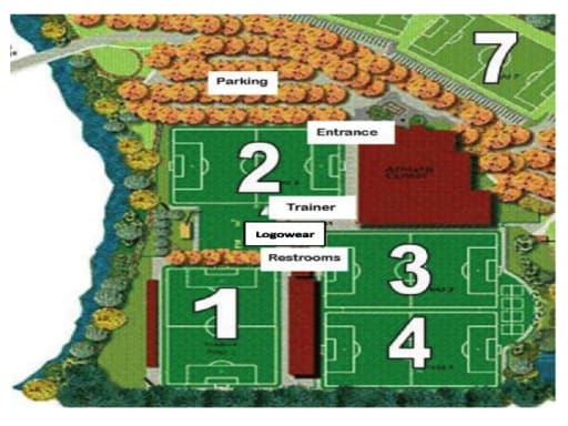 Starfire Field Map Fall Mania   Seattle Academy