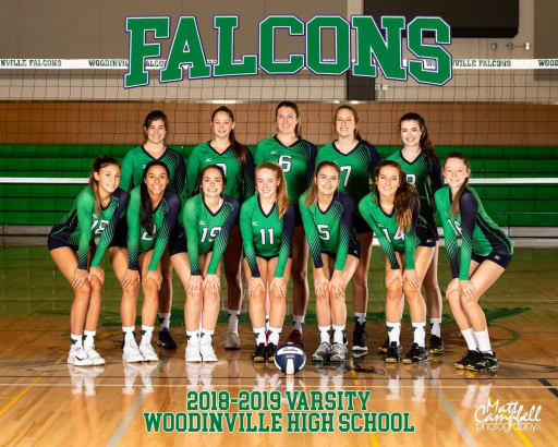 Volleyball Woodinville High School