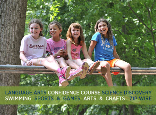 Summer Camp at Benchmark School
