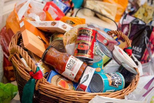 School's harvest collections go to Kent charities   Post Detail Page -  Tonbridge School