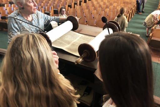 Religion Classes Visited Touro Synagogue | News Post General