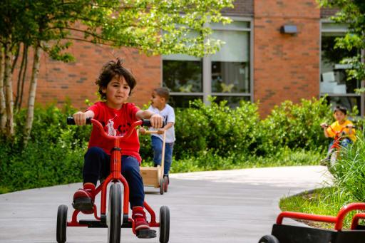 Transition to Kindergarten - West Hartford Public Schools
