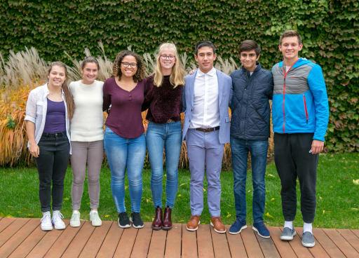 Nine Breck Seniors Commended in 2019 National Merit Program