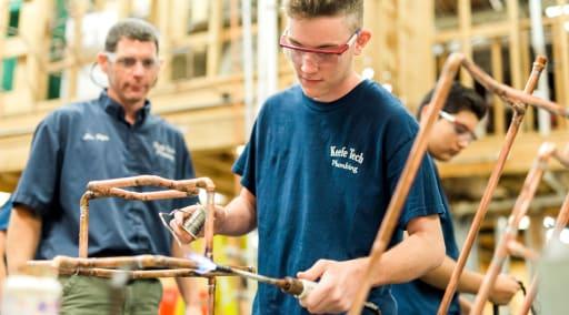 Plumbing - Keefe Regional Technical School