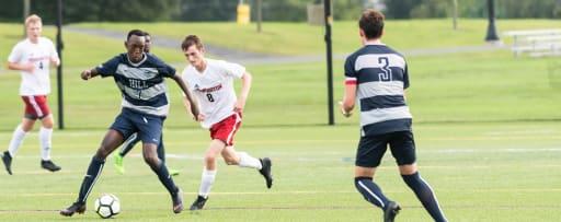 Soccer - The Hill School