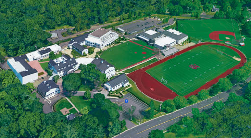 Campus Map & Hours For Morristown-Beard School In New Jersey