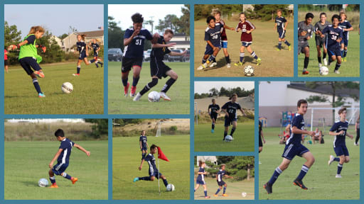Soccer - First Flight Middle School