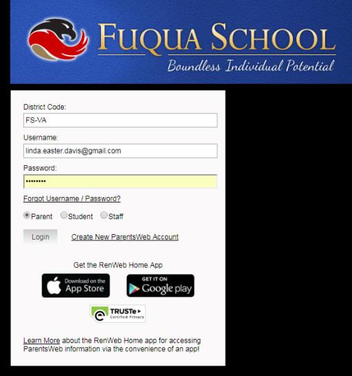 Parent - Fuqua School