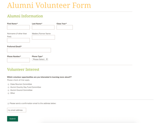 5 Awesome Examples and Best Practices for Forms Manager | Blog