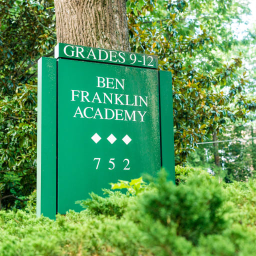 Home - The Ben Franklin Academy