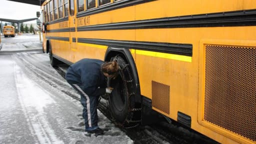 Snow Bus Routes - Northshore School District