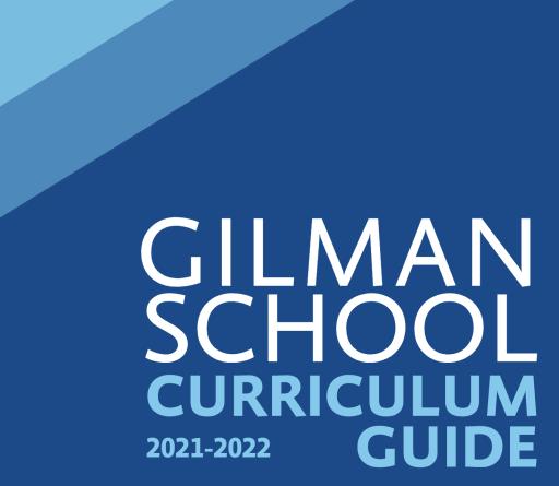 Gilman School | High School Curriculum