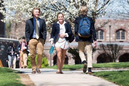 Dress Code , The Hill School