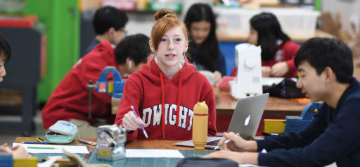 Middle Years Programme - Dwight School Seoul