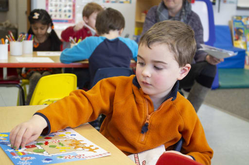 Enriching Early Childhood Experiences >> Youth Enrichment Community Education