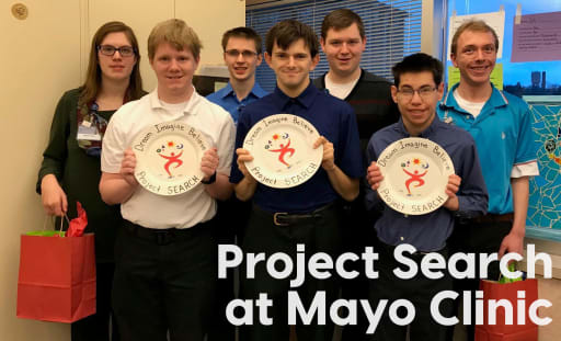 Project Search At Mayo Clinic Rochester Public Schools Rochester Mn