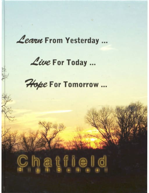 Yearbook Archives - Chatfield Public Schools