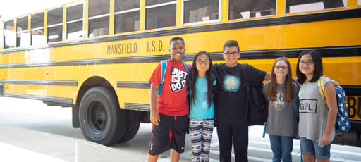 Transportation Mansfield Independent School District
