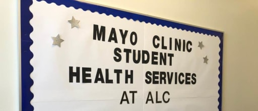 Mayo Clinic Student Health Services at ALC - Rochester