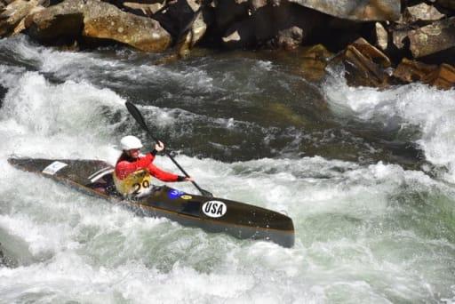 Grauer Kayak Competitor   Post Details - The Grauer School
