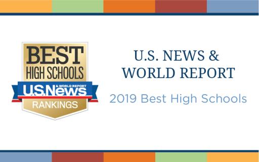 U S  News & World Report Names Shawnee Mission High Schools