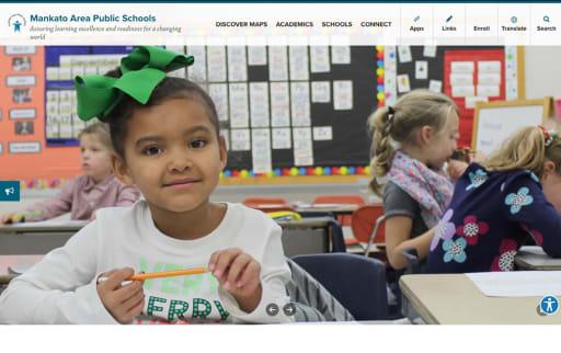 School Web Design Portfolio | Finalsite
