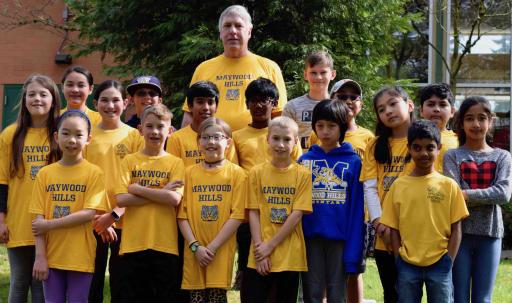 Math Olympiad - Maywood Hills Elementary