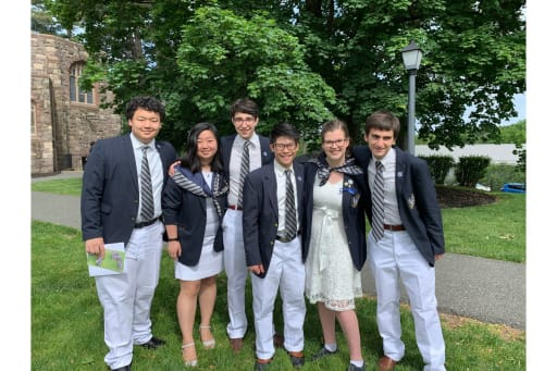 The Hill School's 2019 Commencement Ceremony - The Hill School