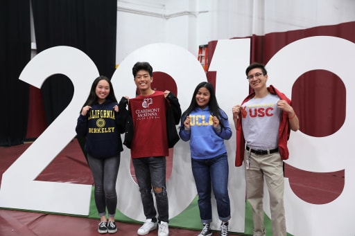 West Covina Unified High Schools Place in Top 20 Percent in 2019