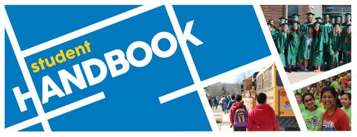 Student Handbook for Rochester Public Schools