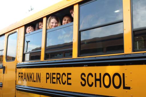 Get Involved - Franklin Pierce School District
