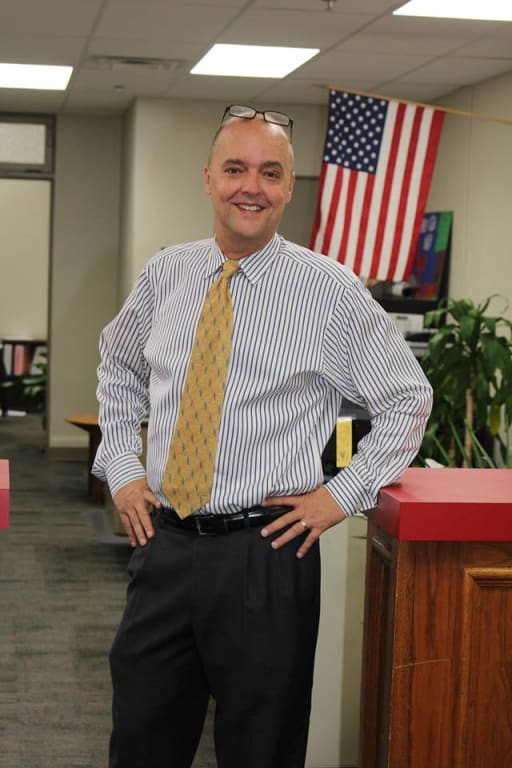 Photo of Principal Joslin