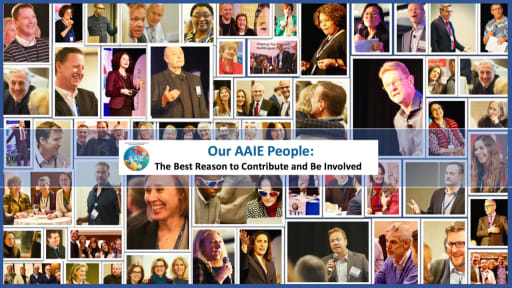 The 2020 AAIE Leadership Conference and Expo - Association