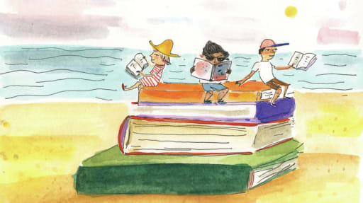 Npr Summer Reading List 2020.Summer Reading Everglades Preparatory Academy