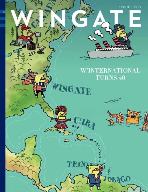 Wingate Magazine - Wingate University