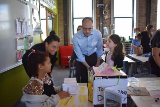 Inside the Classroom Blog - Chicago Jewish Day School