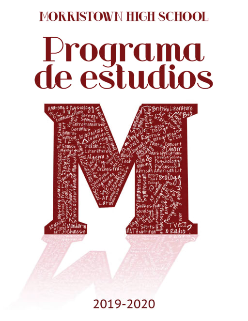 Program of Studies - Morristown High School