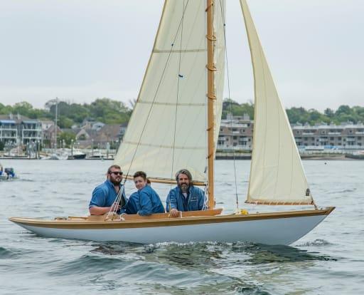 Boatbuilding Restoration Career Focused Boatbuilding School Iyrs
