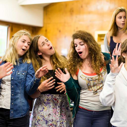 Arts Offered At Catlin Gabel School In Portland Oregon